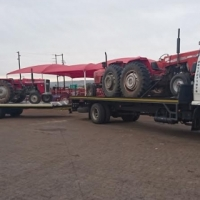 Transport & Export available for all types of Machinery