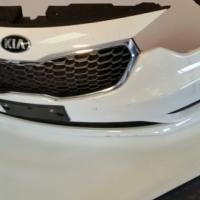 Car Bonnet(hood), Front And Rear Bumper For Sale
