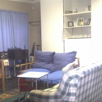 SPACIOUS AND SECURE GARDEN FLAT IN LYTTELTON
