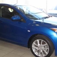 2012 Mazda 3, 1.6 Dynamic, Sedan, Manual