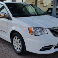 2015 Chrysler Grand Voyager 2.8 CRD Limited Auto