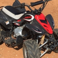90cc Kiddie Quadbike for sale