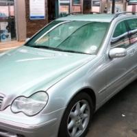 2003 Mercedes-benz C240 Estate Elagane A/t #con 2
