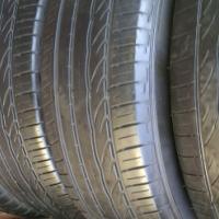 4xDunlop SP Sport 01 tyres 225/60/18,80 percent tread!!