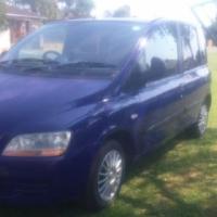 2006 Fiat Multipla