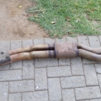 Bmw e46 m3 exhaust for sale