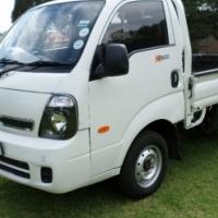 2014 Kia K 2500 P/U S/C #3078