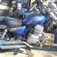 2009 CRUISER 250CC R6500 @MIDRANDS BIKES