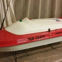 DM craft executive bait boat
