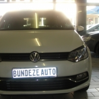 Pre owned 2015 Polo TSI 1.2 engine,comfort line