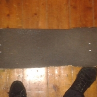 3 moth old long board for sale!