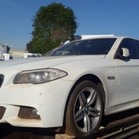 2012 BMW F10 520D AT STRIPPING FOR SPARES PARTS