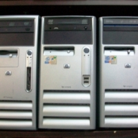 Used HP-P4 Computers