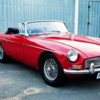 1963 MGB ROASTER 1800 TWIN CARB