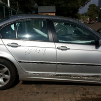 Parts Available For BMW E46 318I