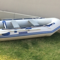 Used, Jarvis marine watersnake inflatable for sale  Centurion