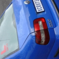 very neat and clean 2006 blue 1.6 vw polo classic in excellent and good condition