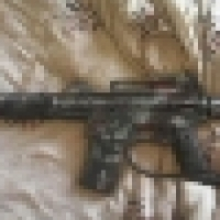 JT Tactical paintball gun
