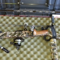 Mathews Monster MR5 Compound Bow