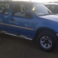 1998 Isuzu Double Cab 280DT with Canopy FULL HOUSE