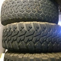 """Tyre with rims 33"""" x12.5  x R15"""