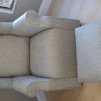 Brand New Rocking chair and ottoman