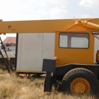 We are selling this Crane at Reduced price