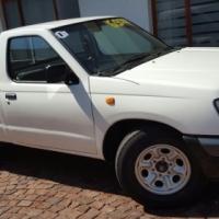 2001 Nissan Hardbody 2.7