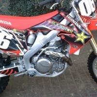 2010 CRF450R