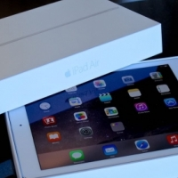 In box, Brand-new Latest White iPad Mini 4... 16gb with Super Fast WiFi Capabilities...