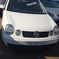 VW Polo 1.6 2003 for sale