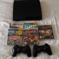 Playstation 3 500g Slimline as new