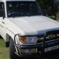 2009 Toyota Land Cruiser Stationwagon 4.2