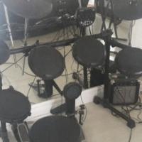 Alesis electronic drum module