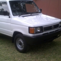 Toyota Stallion 1800 with Canopy