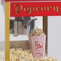 Popcorn and Candyfloss machines for rent