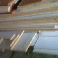 Melamine boards