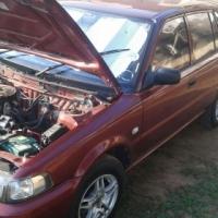2004 Toyota tazz