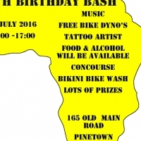 BIKE AFRICA BIRTHDAY BASH