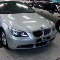 BMW 525i - Auto - Silver