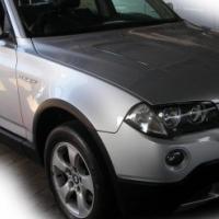 2007 BMW X3 xDRIVE 3.0i Automatic