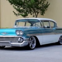 Classic cars wanted for cash buyer -1958 Chev BelAir, Biscayne, Delray