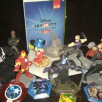 Disney Infinity 2.0 for XBOX 360 combo with characters