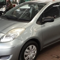 2008 Toyota Yaris T3 with 127000km's,Full Service History,Aircon,Airbag