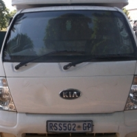 STRIPPING KIA K2700  2.7D
