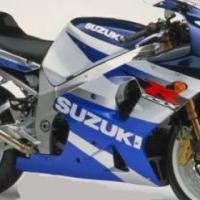 K1-K2 Suzuki gsxr 1000 stripping for spares