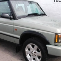 2002 Land Rover 2 Discovery TD5 XS