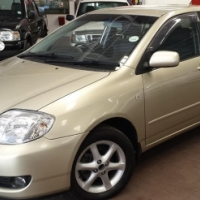 2004 Toyota Corolla 180i GSX,With 164706Km's,Full Service History,Aircon,Central Locking,