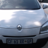 STRIPPING RENAULT MEGANE III 1.9 DCI