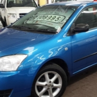 2007 Toyota RunX 140RT,with 118000km, Aircon, Power Steering,Full Service History,